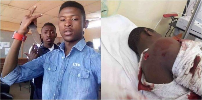 17-year-old student stabs teacher to death