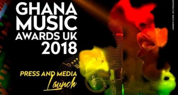 2018 Ghana Music Awards UK