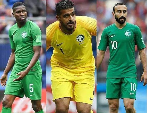 3 saudi players to face penalty