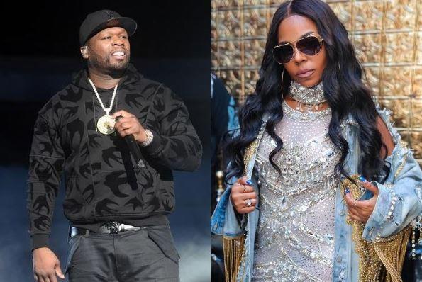50 Cent and Ashanti | Airnewsonline