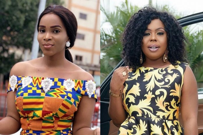 Afia accuses Benedicta Gafah of using juju