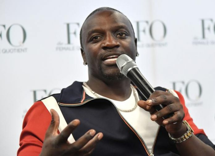 Akon seriously considering running for President