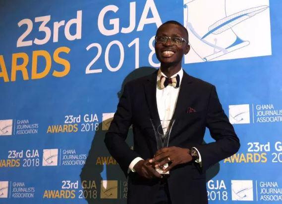 Akufo-Addo congratulates 2017 GJA awards winner Bernard Avle