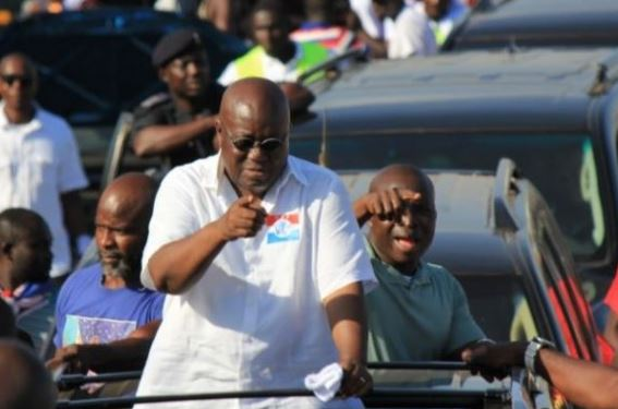 Akufo-Addo embarks 7-day northern Ghana tour today