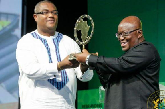 Akufo-Addo grabs 2018 Governance Leadership Award