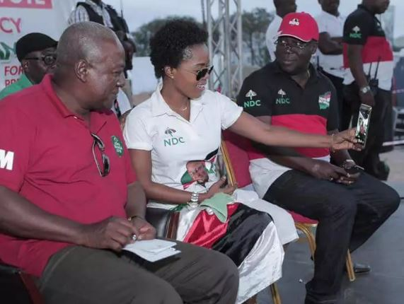 Akufo-Addo must step down for Mahama to take over Mzbel