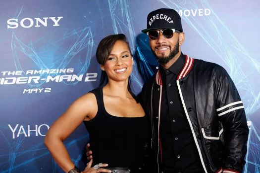 Alicia Keys surprises Swizz Beatz | Airnewsonline