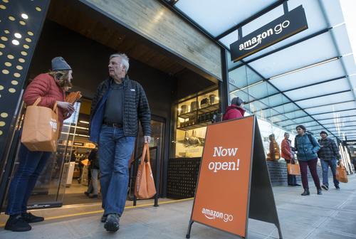 Amazon Go First cashierless store opens in Chicago | Airnewsonline