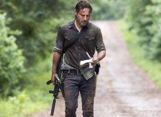 Andrew Lincoln confirms Walking Dead exit
