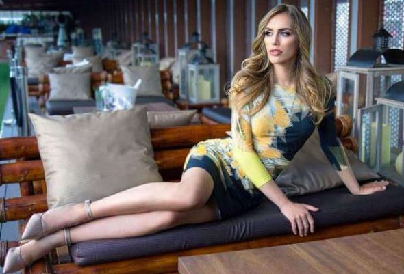 Angela Ponce Miss Universe Spain