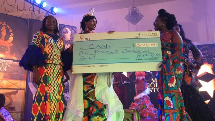 Animwaa wins miss golden stool 2018 | Airnewsonline