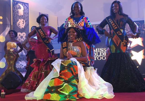 Aniwaa winner of Miss golden stool 2018 | Airnewsonline