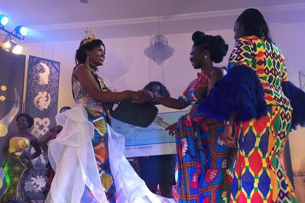 Aniwaa wins maiden edition of Miss Golden Stool | Airnewsonline