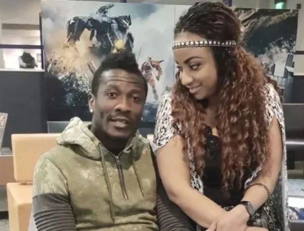 Asamoah Gyan alleged son with another lady in Italy pops up