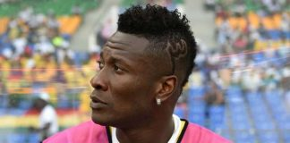 Asamoah Gyan files for divorce