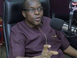 Bagbin on agenda to destroy NDC not lead it Kofi Adams