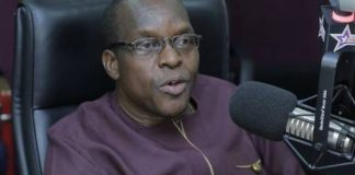 Bagbin on agenda to destroy NDC not lead it Kofi Adams