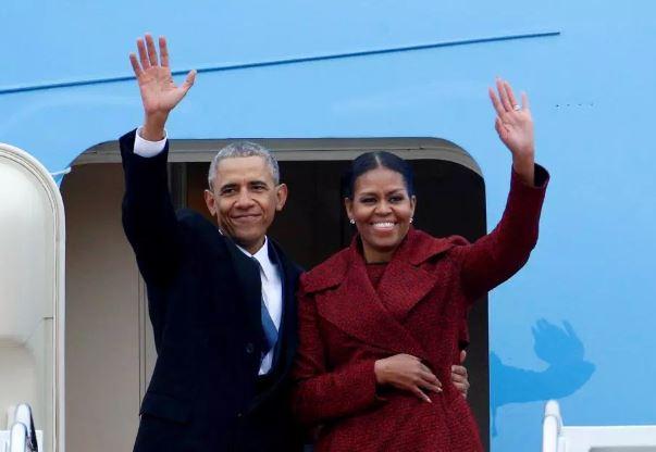 Barack Obama denies reports on wife running for US presidency   Airnewsonline