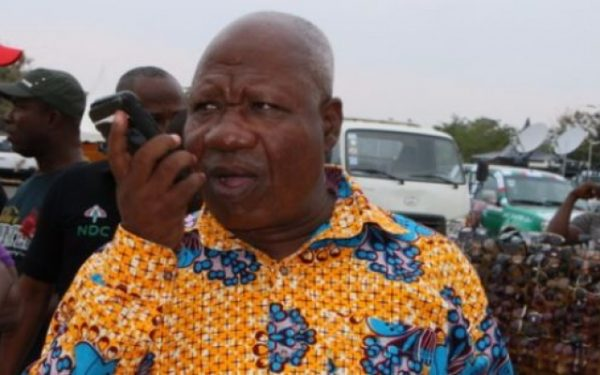 Benard Allotey Jacobs
