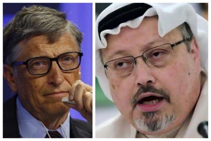 Bill Gates cancels 5m aid to Saudi Arabia