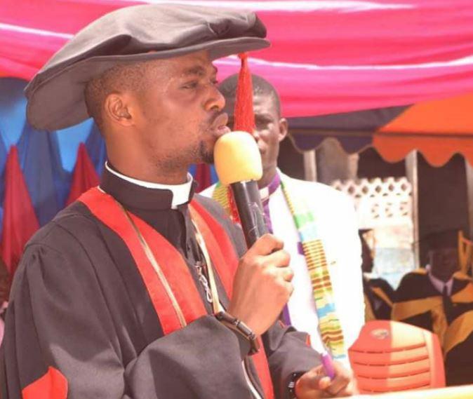 Bishop Dr Richard Offei