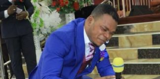Bishop Obinim speaks Chinese