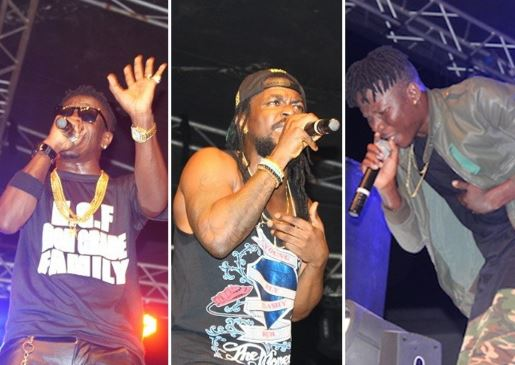 Bulldog explains why Samini and Stonebwoy were denied entry to reign concert