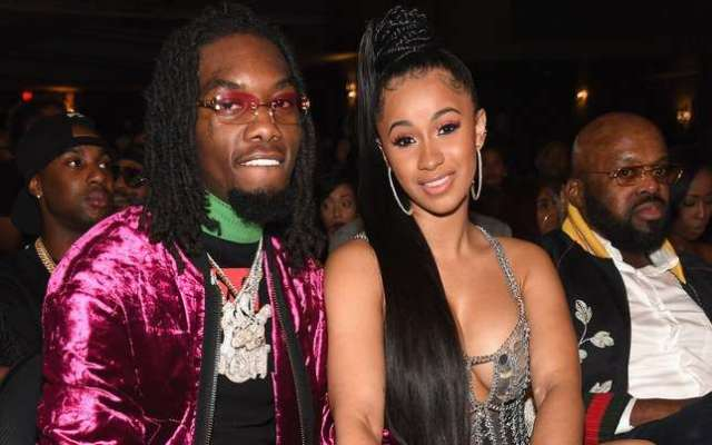 Cardi B and Offset | Airnewsonline