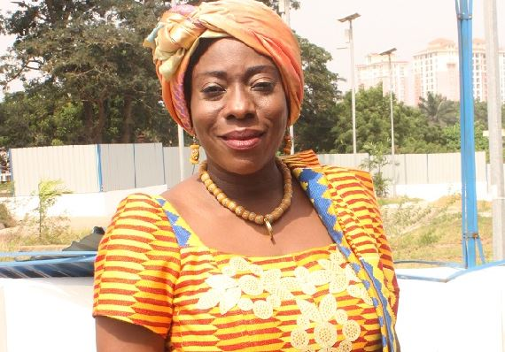 Catherine Afeku tourism minister