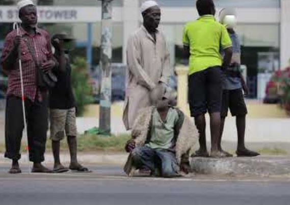 Chained by Begging by Anas Aremeyaw Anas