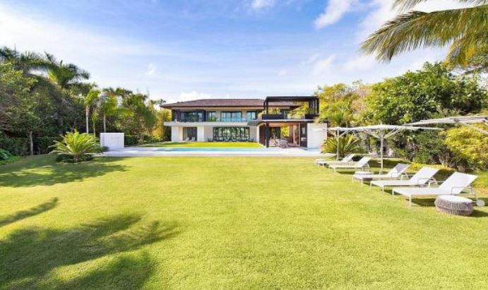 Check out photos of DJ Khaled's $26m new mansion in Miami beach
