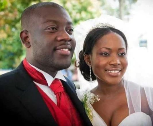 Check out the beautiful photos of Kojo Oppong Nkrumahs wife trending on social media