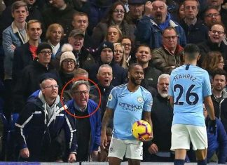 Chelsea racist fan suspended