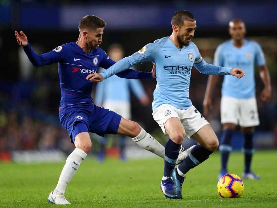 Chelsea vs Manchester City 2-0 | Airnewsonline