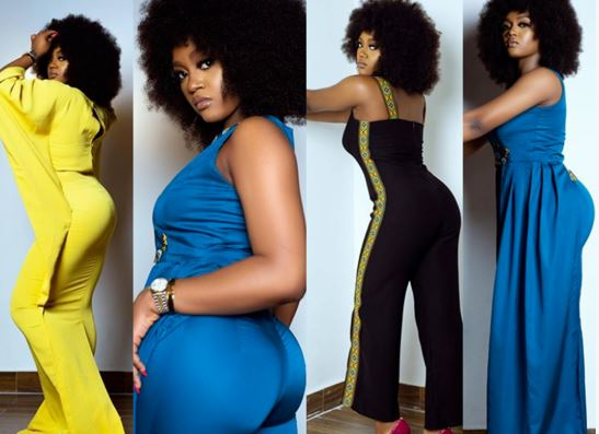 Chioma releases stunning new photos of herself