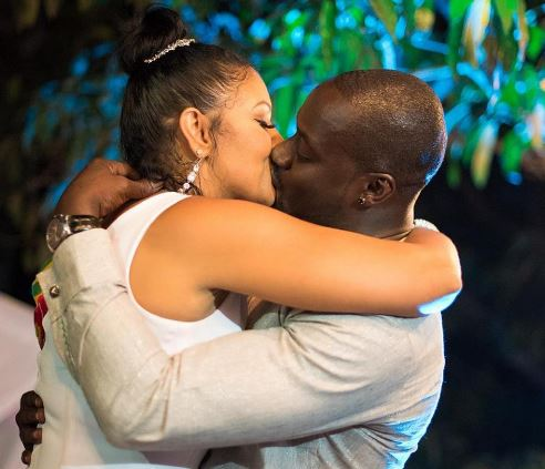 Chris Attoh breaks silence after his second wedding ceremony airnewsonline