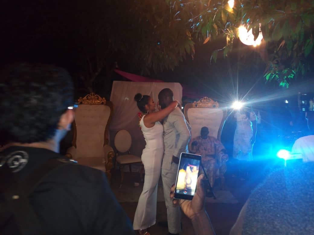 Chris Attoh marries again | Airnewsonline