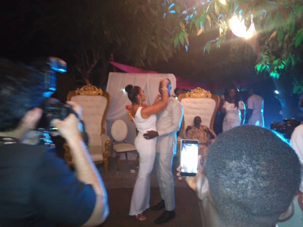 Chris Attoh remarries 13 months after divorce | Airnewsonline