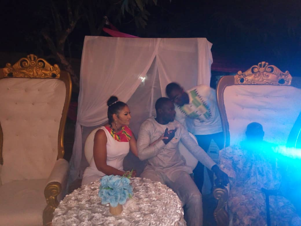 Chris Attoh remarries 13 months after divorcing Damilola Adegbite | Airnewsonline