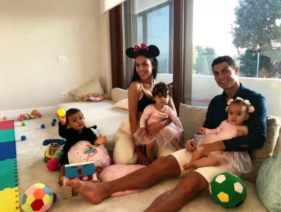 Cristiano Ronaldo spends quality time with his family amidst rape scandal