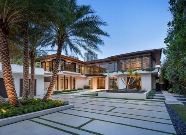 DJ Khaled's $26m new mansion in Miami beach