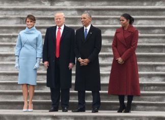 Donald Trump put my family at risk Michelle Obama