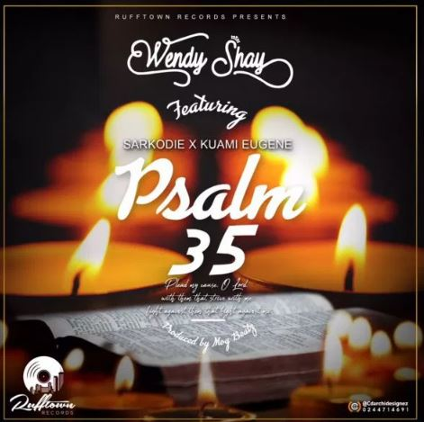Download Wendy Shay Psalm 35 feat Kuami Eugene and Sarkodie | Airnewsonline