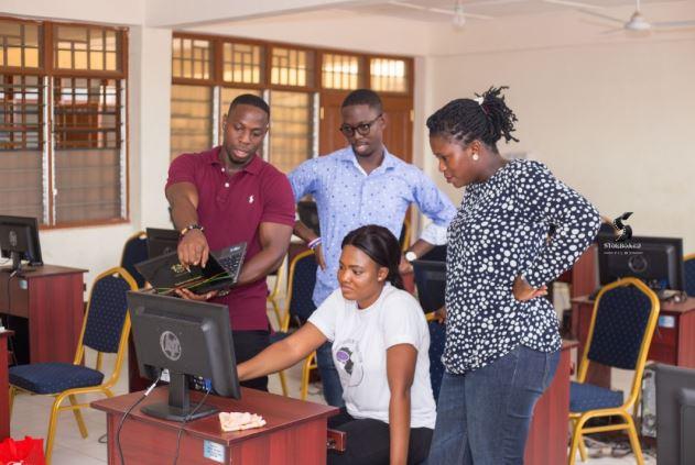 Dream 4 Her Foundation organizes Robotic Boot camp