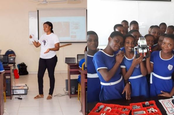 Dream 4 Her Foundation organizes robotic boot camp for Form 3 girls | Airnewsonline