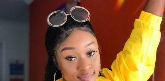 Efia Odo flaunts her huge tonga on social media airnewsonline