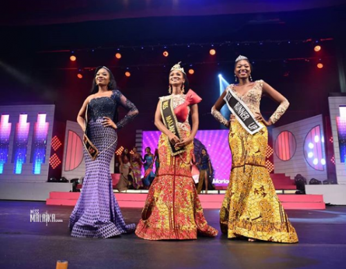 Evelyn Nyaasemhwe, Mariam Owusu-Poku and Rosetta Q