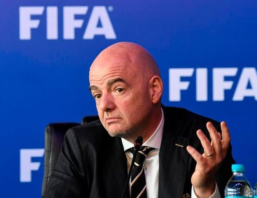 FIFA President Infantino in hot water for assisting PSG and Manchester City to break FFP
