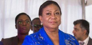 First lady Rebecca