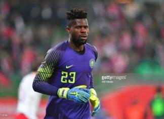 Francis Odinaka Uzoho oldest 19-year-old goalkeeper